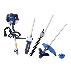 Petrol multi-tool 52 cm³ - 4 in 1 - Harness HCOMBI55-1 SWAP-europe.com