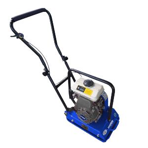 Vibratory plate 97 cm³ 3 hp 1.2 Km/h - Vibration per minute 5300 HCOMP100-1 SWAP-europe.com