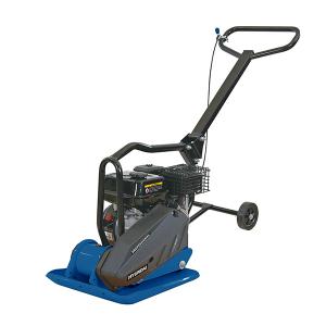 Vibratory plate 196 cm³ 6.5 hp 0.9 Km/h - Vibration per minute 5500 HCOMP200-1 SWAP-europe.com