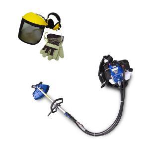 Petrol brushcutter 52 cm³ 1.7 hp HDB50-AC SWAP-europe.com