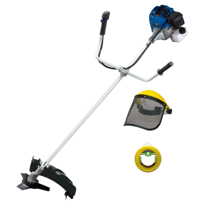 Petrol brushcutter 52 cm³ - Harness HDB52PFN SWAP-europe.com