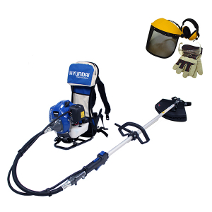 Petrol brushcutter 52 cm³ 1.7 hp HDBTD50-AC SWAP-europe.com
