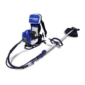 Petrol brushcutter 52 cm³ 1.7 hp HDBTD60 SWAP-europe.com