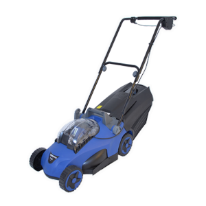 Electric lawn mower HDE37T SWAP-europe.com