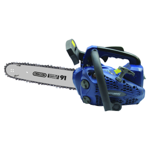Petrol pruner 25 cm - Guide and chain Oregon + 2ème Hyundai - Second free channel HEL2502CH SWAP-europe.com