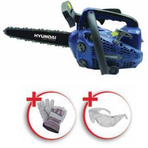 Petrol pruner 25 cm³ 20 cm - Guide and chain HYUNDAI HEL25CAR-AC SWAP-europe.com