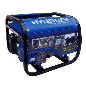 Groupe électrogène essence de chantier 2200 W 2000 W - Système AVR HG2200-A SWAP-europe.com