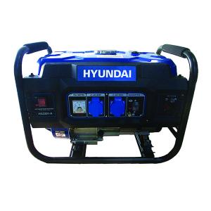 Groupe électrogène essence de chantier 2200 W 2000 W - Système AVR HG2201-A SWAP-europe.com