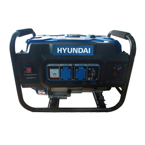 Open frame petrol generator 2200 W 2000 W - AVR system HG2201-A SWAP-europe.com