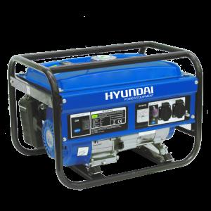 Open frame petrol generator 2200 W 2000 W - AVR system HG2201 SWAP-europe.com