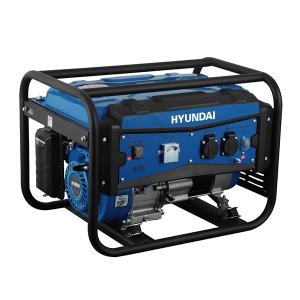 Groupe électrogène essence de chantier 3000 W 2700 W - Système AVR HG2700-1 SWAP-europe.com