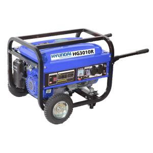 Open frame petrol generator HG3000R-A SWAP-europe.com