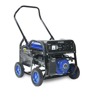 Open frame petrol generator 3000 W 2700 W HG3010R SWAP-europe.com