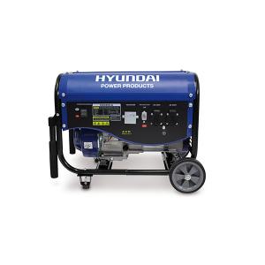 Open frame petrol generator 3000 W 2600 W - AVR system HG3600-A SWAP-europe.com