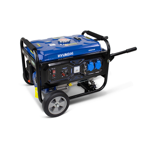 Open frame petrol generator 3000 W 2700 W - AVR system HG3600-B SWAP-europe.com
