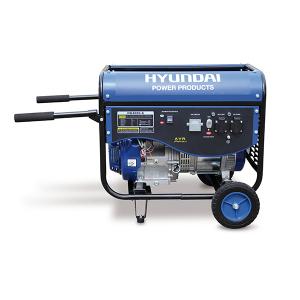 Groupe électrogène essence de chantier 4300 W 4000 W - Système AVR HG4000-A SWAP-europe.com