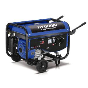 Open frame petrol generator 4300 W 4000 W HG4000 SWAP-europe.com