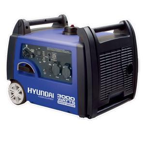 Petrol Inverter generator 3000 W 2800 W HG4000I-A SWAP-europe.com
