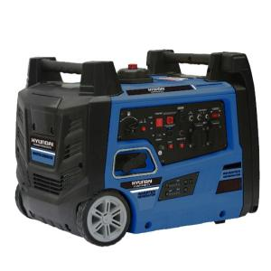 Petrol Inverter generator 3300 W 3100 W - recoil start  HG4000I-A1 SWAP-europe.com