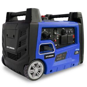 Groupe électrogène essence Inverter 3100 W 2800 W - démarrage manuel avec lanceur  HG4000I-A2 SWAP-europe.com