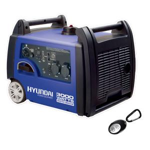 Groupes électrogènes Essence inverter 2800 W 3000 W HG4000I-AR SWAP-europe.com