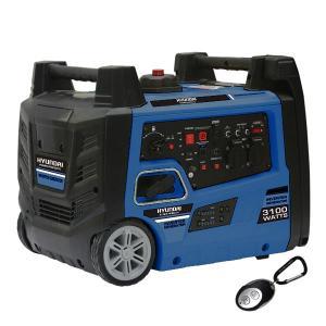 Generator Petrol inverter  3100 W 3300 W HG4000I-AR1 SWAP-europe.com