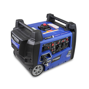 Petrol Inverter generator 3300 W 3100 W - electric and recoil start  HG4000I-AR1 SWAP-europe.com