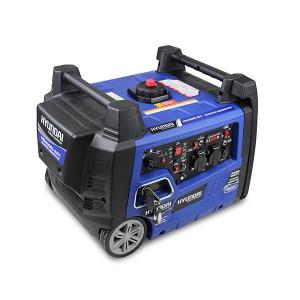 Groupe électrogène essence Inverter 3300 W 3100 W - démarrage électrique et avec lanceur  HG4000I-AR1 SWAP-europe.com