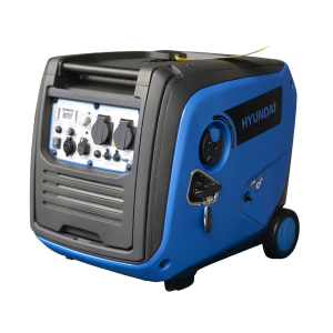 Petrol Inverter generator 4000 W 3500 W - electric start  HG4500I SWAP-europe.com