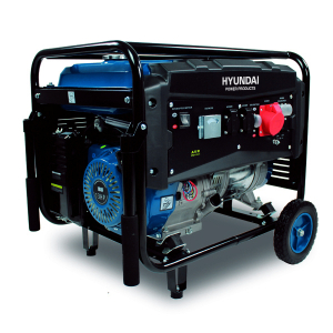 Open frame petrol generator three phase 5500 W 5000 W - AVR system HG5500-1 SWAP-europe.com