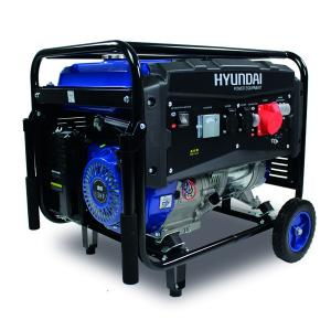 Open frame petrol generator three phase 5500 W 5000 W - AVR system HG5500-1 SWAP-europe.com