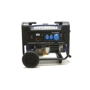 Open frame petrol generator 6000 W 5000 W - AVR system HG6000R SWAP-europe.com