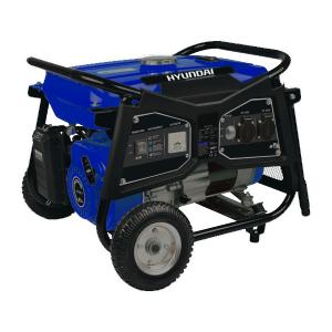 Open frame petrol generator HGPRO3000R SWAP-europe.com