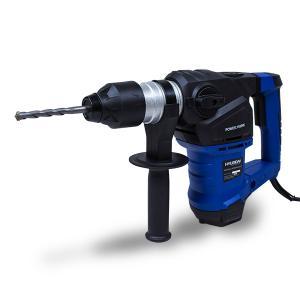 Rotary hammer 1500 W 5.5 J 4350 CPM - SDS Plus Chuck HMP1500-1 SWAP-europe.com