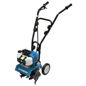Petrol tiller 52 cm³ - Cutters 4 25 cm HMTB50 SWAP-europe.com