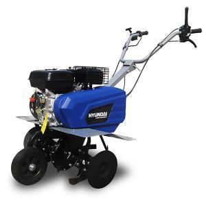 Petrol tiller 163 cm³ - 4-stroke engine 68 cm HMTB6855-2 SWAP-europe.com