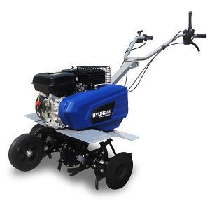 Petrol tiller 196 cm³ - 4-stroke engine 83 cm HMTB8365-2 SWAP-europe.com