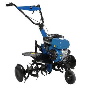 Petrol tiller 212 cm³ - 4-stroke engine - Cutters 8 100 cm HMTC100-A SWAP-europe.com