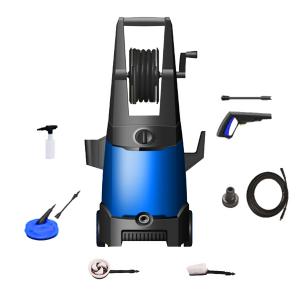 Electric Pressure Washer 1800 W 140 bar 402 L/h HNHP1800-140ACCR SWAP-europe.com