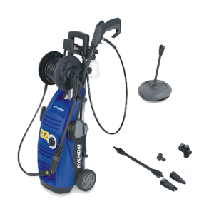 Electric Pressure Washer 1900 W 135 bar 420 L/h HNHP1900-135 SWAP-europe.com