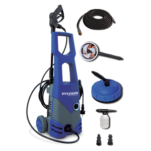Electric Pressure Washer 1900 W 150 bar 420 L/h HNHP1950-A SWAP-europe.com