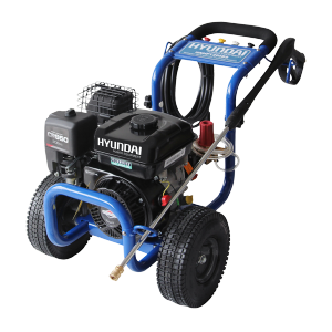 Petrol Pressure Washer 6.5 hp 200 bar 522 L/h HNHPT200BS SWAP-europe.com