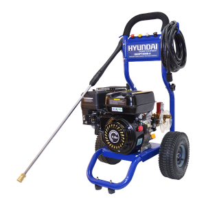 Petrol Pressure Washer 7 hp 210 bar 450 L/h HNHPT206B-A SWAP-europe.com