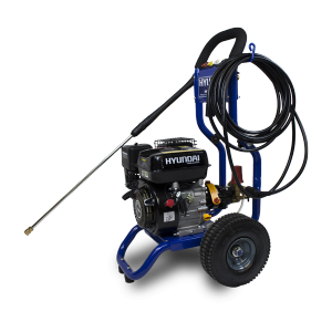 Petrol Pressure Washer 212 cm³ 7 hp 210 bar 450 L/h HNHPT206B-A2 SWAP-europe.com