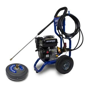 Petrol Pressure Washer 212 cm³ 7 hp 210 bar 450 L/h HNHPT206TB SWAP-europe.com
