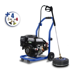 Petrol Pressure Washer 7 hp 210 bar 545 L/h HNHPT210-AC SWAP-europe.com