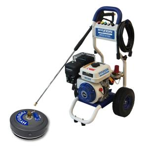 Petrol Pressure Washer 212 cm³ 7 hp 210 bar 545 L/h HNHPT210TSP SWAP-europe.com