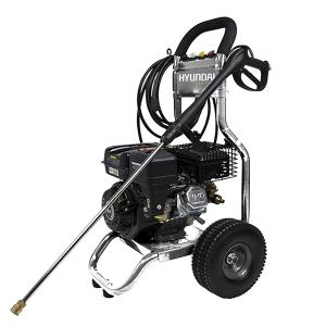Petrol high pressure washer 212 cm³ 7 hp 210 bar 450 L/h HNHPTP210 SWAP-europe.com