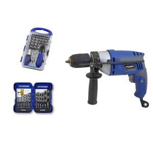 Impact drill 590 W HP60ACC SWAP-europe.com