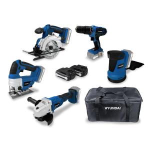 Tools pack 18 V HPACK185 SWAP-europe.com